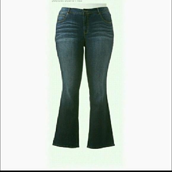 f96ec2eea902e Cato Denim - 💙 Cato Premium Bootcut Jeans